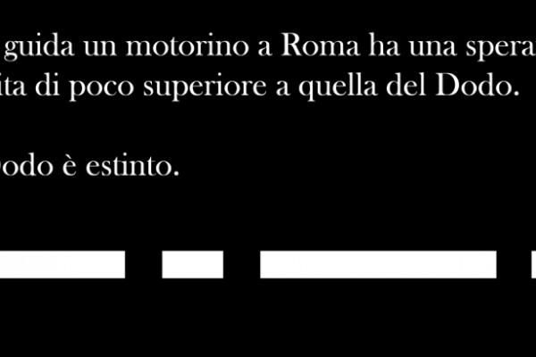 roma in moto dodo marcobruschi.net